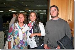 Clara Mendoza, Valentina Sapag y Rodrigo Mardones de Santiago, Estos eventos son espectaculares