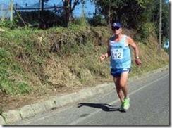 Este profesor de Inacap corre mensualmente 300 Kms. y su objetivo es ganar la Maratón de Santiago