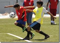 Gobierno en Terreno lleva deporte a San Ramón