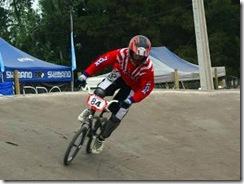 Destacado deportista busca el apoyo privado para participar en Mundial de Bicicross