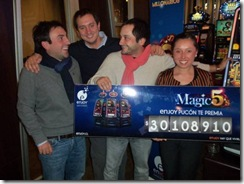 Hermano de Jacqueline Van Rysselberghe obtiene más de 30 millones en casino de juegos de Pucón