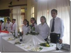 Alumnos del Liceo de Hotelería y Turismo iniciaron pasantías en Enjoy Pucón