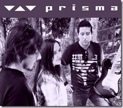 Electro/ambient/rock = PRISMA