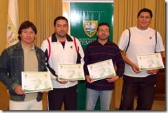 Ex futbolistas profesionales trabajan en la formación de talentos deportivos