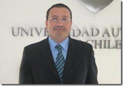Adrián Fuentealba Nuevo Decano en Universidad Autónoma de Chile