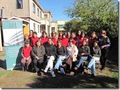 Con éxito finalizó el curso de corte y confección realizado por el departamento de Educación Continua de Santo Tomás.