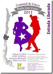 Padre las casas convoca a participar de Comunal de Cueca 2011