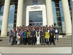 Estudiantes de la Autónoma elaboran diagnóstico para la recuperación de los Barrios de Temuco y Tucapel