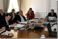 Senador García Ruminot es elegido presidente de la Comisión de  Agricultura del  Senado