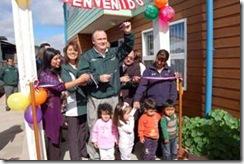 $160 millones costó el recientemente inaugurado jardín infantil Piamonte en Villa Austral de Temuco