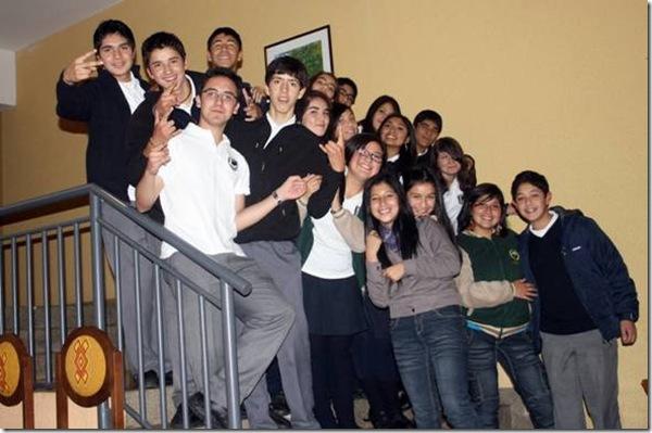 Egresa primera generación de Escuela de Talentos de Lautaro