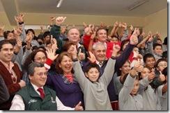 Resultados de la prueba SIMCE demostraron mejora sustancial de la calidad de la educación municipal en Temuco