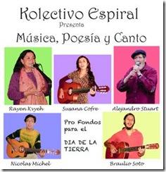 """A celebrar con buena música los preparativos del """"Día por la Tierra"""""""
