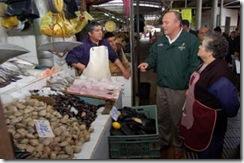 En Temuco venta de pescados y mariscos en Semana Santa sólo se realizará en lugares establecidos