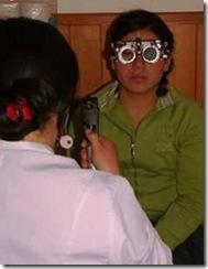 Operativo oftalmológico en Curarrehue