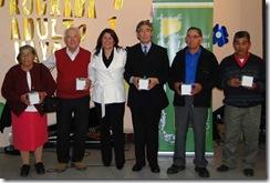 Los adultos mayores de Padre Las Casas inician temporada de actividades 2011