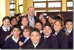 Escuela Villa Carolina de Pedro de Valdivia será reparada