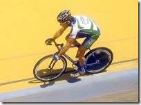 Cristóbal Génova gana medalla en Panamericano de ciclismo