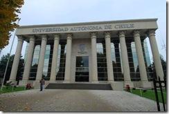 Universidad Autónoma de Chile inaugura ciclo de charlas para directores de establecimientos educacionales