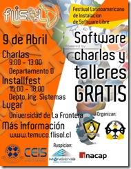 Festival Latinoamericano de Instalación de Software Libre en la UFRO