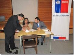 34 convenios se adjudicaron en La Araucanía gracias a la gestión de Serplac pro proyectos sociales