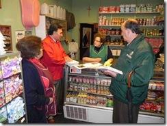 Sector Feria Pinto Entrega Manual de Prevención de Delitos en el Comercio