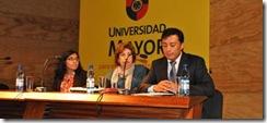 Universidad Mayor reúne a Terapeutas Ocupacionales