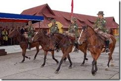 Con solemne ceremonia Regimiento Tucapel celebró 188 años de existencia