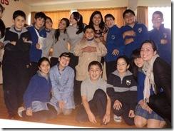 OPD inició talleres de Mediación Escolar en Escuela Alberto Hurtado de Villarrica