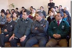 Se inauguró el año académico al interior de la cárcel de Temuco