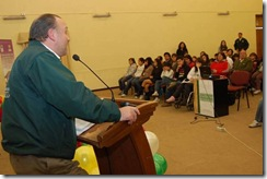 Presentaron Concejos Infantiles Vecinales y el Concejo Infantil Comunal en Temuco