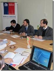 Comité Técnico Regional desarrolló su cuarta sesión en lo que va del año en la Araucanía