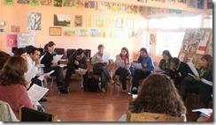 OPD Cautín Cordillera desarrolló talleres de buen trato y protección de la infancia
