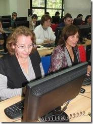 Cuarenta personas de Temuco recibieron capacitación en computación