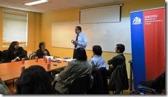 Seremi de Economía dicta charla a equipo de dinamizadores territoriales