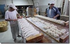 Atención: el kilo de pan sube 300 pesos hoy jueves