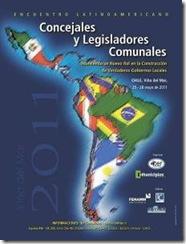 Encuentro Latinoamericano de Concejales y Legisladores Municipales