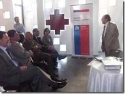 Sercotec lanza programa de fortalecimiento de asociaciones gremiales y empresariales
