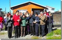 Minvu y Municipio entregaron nuevas viviendas en Villarrica
