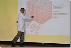 Alumnos de terceros y cuartos medios profundizarán en neuroanatomía