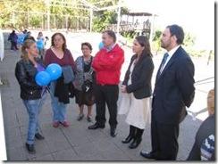 Invitación del Programa Abriendo Caminos Chile Solidario de Serplac Araucanía.