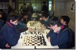 Gran expectación en torneo de ajedrez Injuv