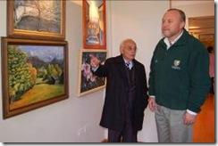 Adultos mayores de Temuco exponen en museo nacional ferroviario