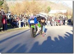 4º encuentro de motos en Curarrehue, el más grande de sudamérica en invierno