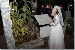 Tour nocturno por el Cementerio Municipal acerca la historia y cultura a los temuquenses