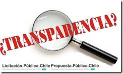 Licitacionpublica.cl y propuestapublica.cl Medios informativos para transparentar la información pública