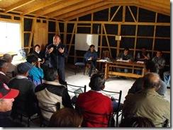 Comunidad Millape Flores de Pitrufquén tendrá sus terrenos anhelados