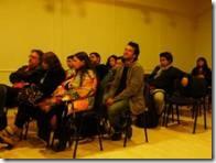 En el Día Nacional del Teatro cuatro generaciones conversaron sobre el teatro regional