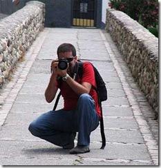 Se prepara taller de fotografía en Angel Piana