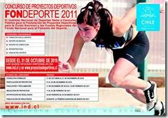 Esta mañana se entregaron cheques Fondeporte 2011